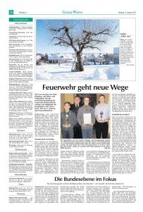 Generalversammlung 2017 FFW Niedermurach