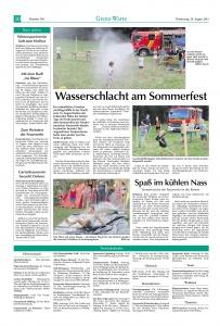 Sommerfest 2015 FFW Niedermurach