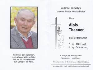 Alois Thanner +15.02