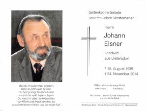 Elsner Johann +24.11.2014