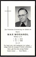 Mosandl Max + 10.01.1990