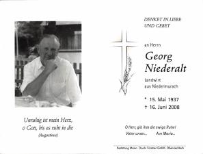 Niederalt Georg +16.06.2008