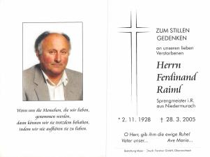 Raiml Ferdinand +28.03.2005