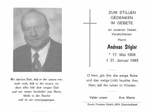 Stigler Andreas +31.01.1993