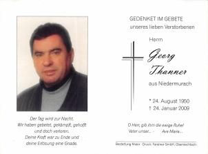 Thanner Georg +24.01.2009