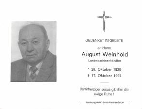 Weinhold August +17.10.1997