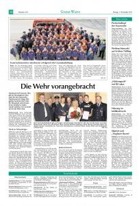 Kameradschaftsabend 2017 & Jugendflamme