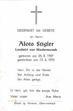 Alois Stigler +12.4.1975