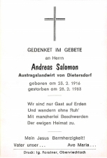 Andreas Salomon +28.2.1983