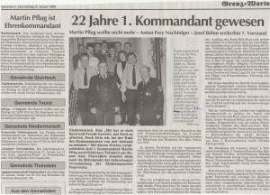 Generalversammlung 1998 @FFW Niedermurach