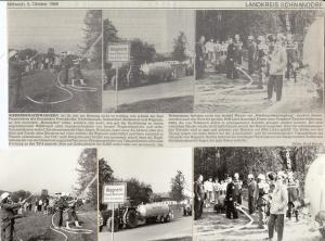 Brandschutzwoche 1988 @FFW Niedermurach