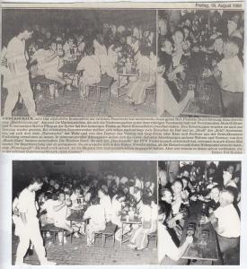 Sommerfest 1988 @FFW Niedermurach