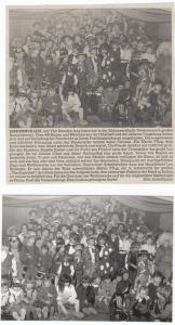 Kinderfasching 1987 @FFW Niedermurach