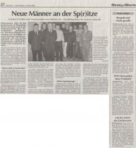 Generalversammlung 2004 FFW Niedermurach