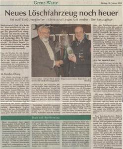 Generalversammlung 2014 FFW Niedermurach