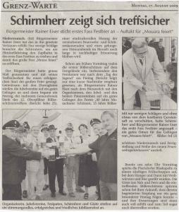"Fest ""Mouara feiert"" 2009 FFW Niedermurach"