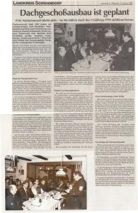 Generalversammlung 1997 @FFW Niedermurach