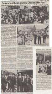 Patenbitten bei der FFW Rottendorf 1996 @FFW Niedermurach