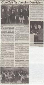 Abschlußfeier Fest 1996 @FFW Niedermurach