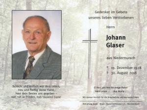 Johann Glaser +30.08
