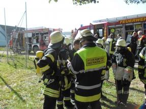 Atemschutzlehrgang in Oberköblitz 2013 003