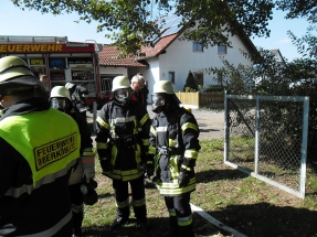 Atemschutzlehrgang in Oberköblitz 2013 004