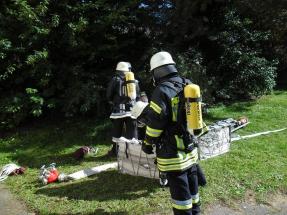 Atemschutzlehrgang in Oberköblitz 2013 005