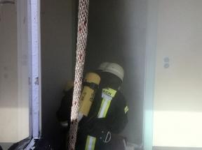 Atemschutzlehrgang in Teunz 2013 008