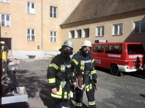 Atemschutzlehrgang in Teunz 2013 010
