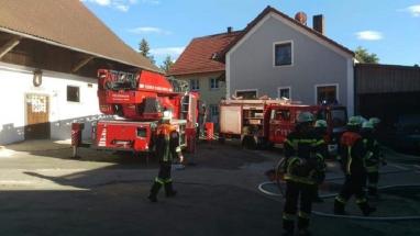 Einsatzübung in Niedermurach 2018 012