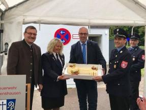 Fahrzeugweihe MTW FFW Hettenshausen 2018 002