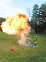Fettbrandübung 2013 004