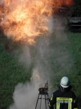 Fettbrandübung 2013 006