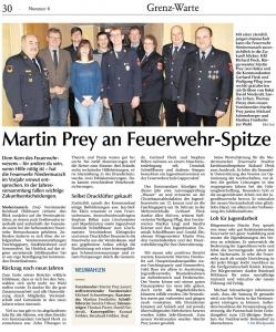 Generalversammlung 2019 + Jugendfeuerwehr @FFW Niedermurach
