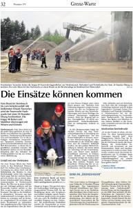24-Stunden-Übung 2019 Jugendfeuerwehr @FFW Niedermurach