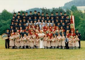 125jähriges Gründungsfest mit Heimatfest 1996 084