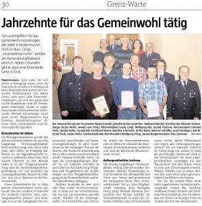 Kameradschaftsabend 2019 + Jugendfeuerwehr@FFW Niedermurach